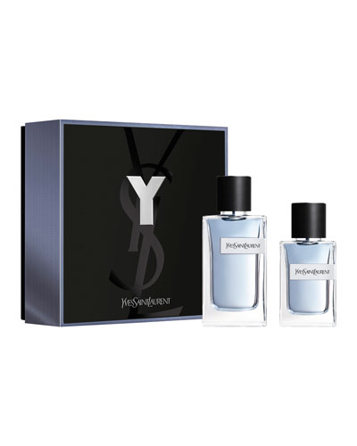 Limited Edition Y Men's 2 Piece Gift Set ($166.00 Value)