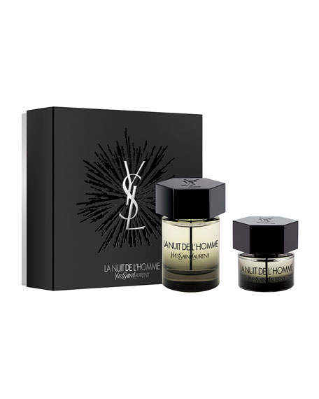 Limited Edition  La Nuit De L'Homme 2 Piece Gift Set ($150.00 Value)