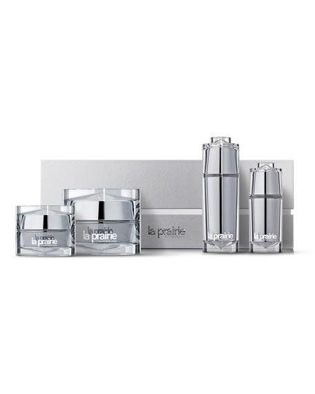 La Prairie Limited Edition Platinum Luxury Holiday Set