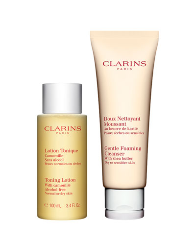 Cleansing Essentials - Dry or Sensitive Skin