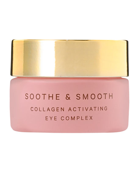 Soothe and Smooth Collagen Activating Eye Complex, 0.5 oz.