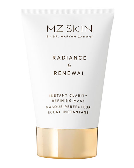 MZ Skin Radiance and Renewal Instant Clarity Refining