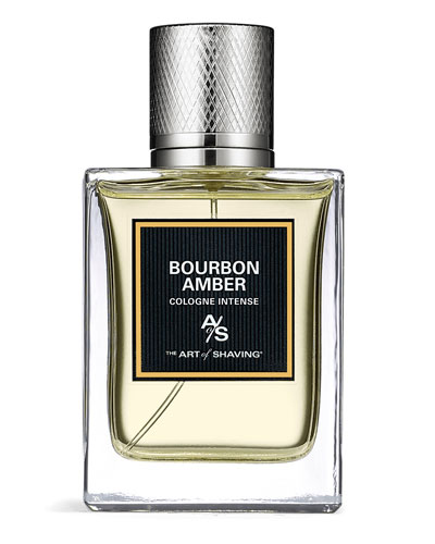 Bourbon Amber Cologne Intense  3.4 oz./ 100 mL