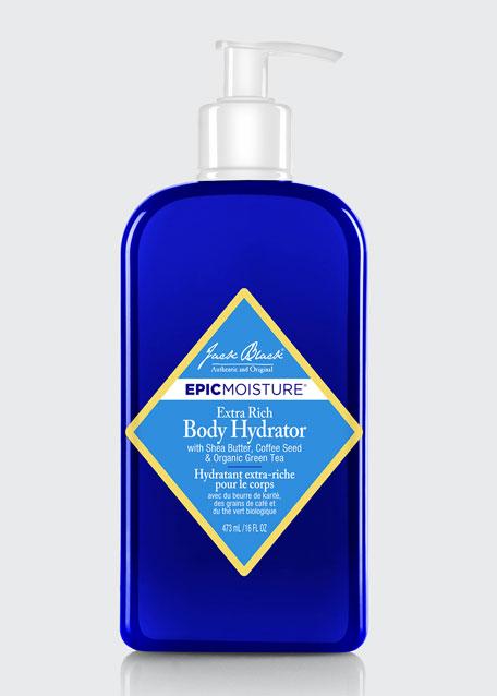 Jack Black Epic Moisture Body Hydrator, 16 oz./