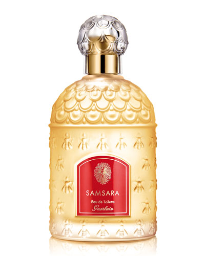 Samsara Eau de Toilette, 3.4 oz./ 100 mL