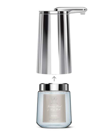 Antica Farmacista Acqua Foaming Hand Wash Cartridge for simplehuman Sensor Pump, 10 oz./ 296 mL
