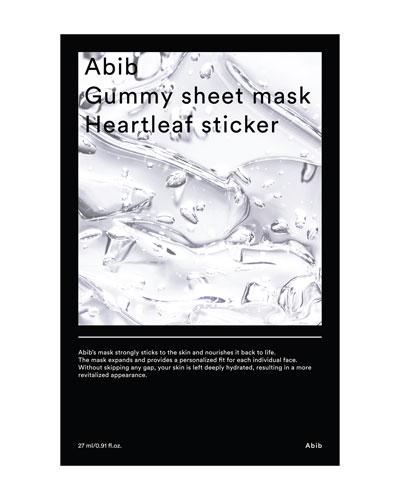 Gummy Sheet Mask