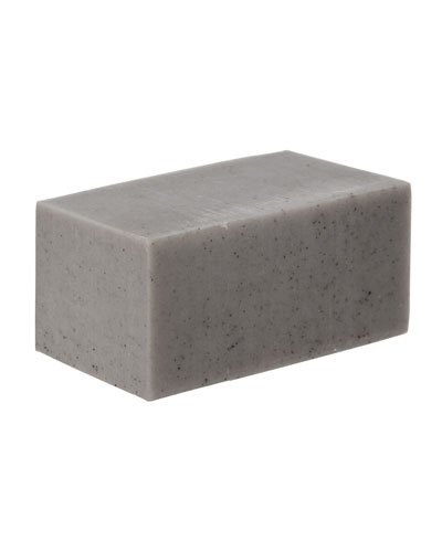 Facial Soap Gray Brick