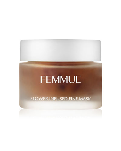 Fine Flower Infused Mask