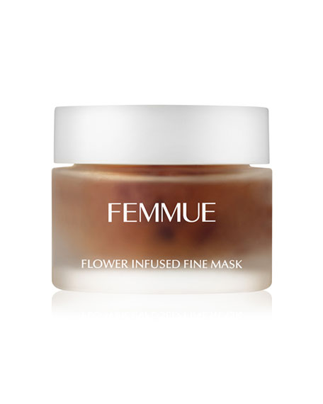 Femmue Fine Flower Infused Mask