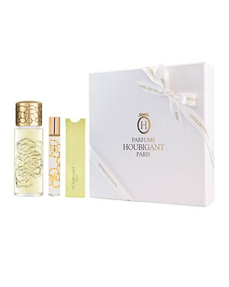 Houbigant Paris Quelques Fleurs Jardin Secret Gift Set