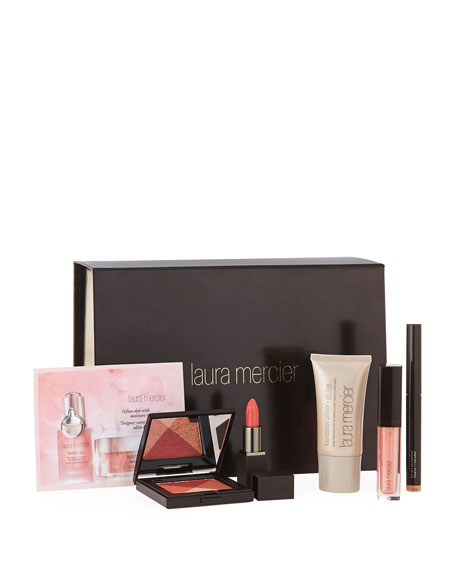 Laura Mercier Glow Kit Luxury Box Set ($128