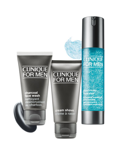 Clinique For Men™ Custom-Fit Daily Intense Hydration Set