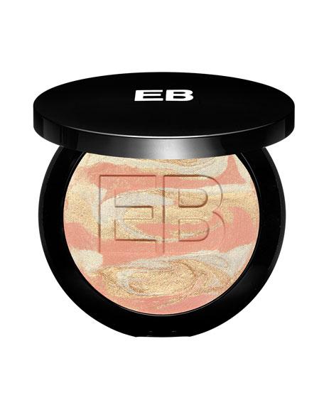 Edward Bess Marbleized Rose Gold Powder