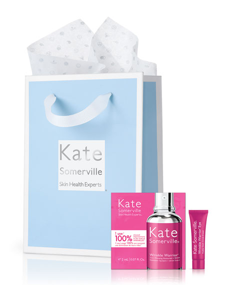 Yours with any $95 Kate Somerville Purchase