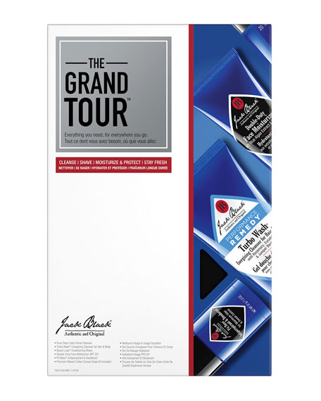 The Grand Tour ($81 Value)