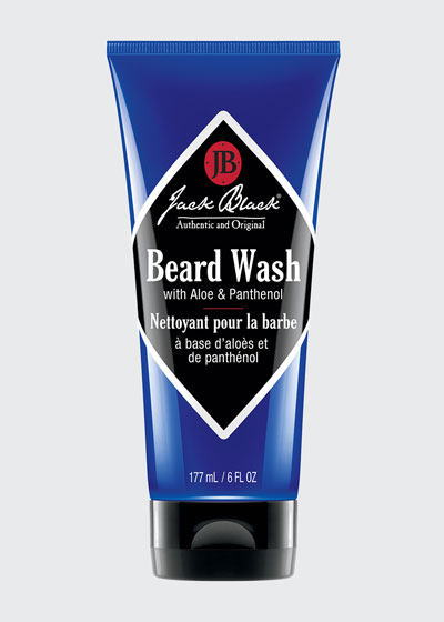 Beard Wash, 6.0 oz./ 177 mL