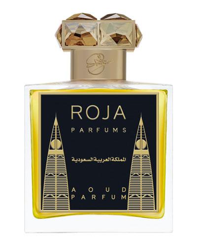 Kingdom of Saudi Arabia Aoud Parfum, 1.7 oz./ 50 mL