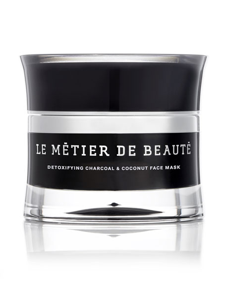 Le Metier de Beaute Detoxifying Charcoal & Coconut