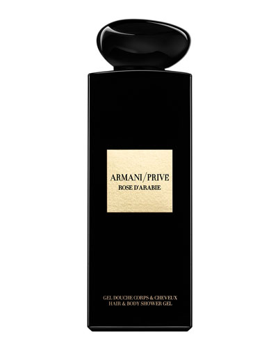 Armani Prive Rose D'Arabie Shower Gel, 6.7 oz./ 200 mL