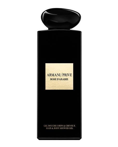 Armani Prive Rose D'Arabie Shower Gel, 6.7 oz./ 200 mL