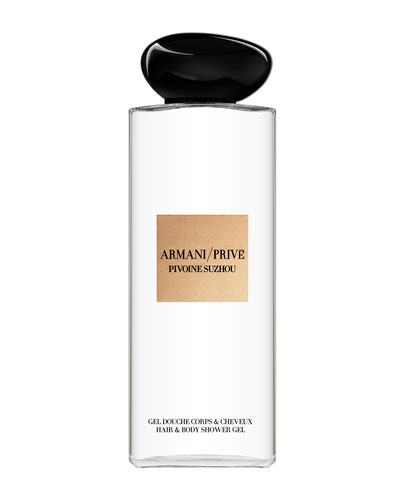 Armani Prive Pivoine Suzhou Shower Gel, 6.7 oz./ 200 mL