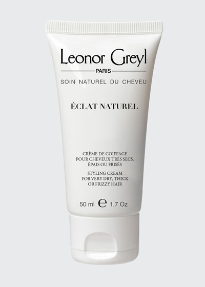 Éclat Naturel (Styling Cream for Very Dry  Thick  or Frizzy Hair)  1.7 oz./ 50 mL