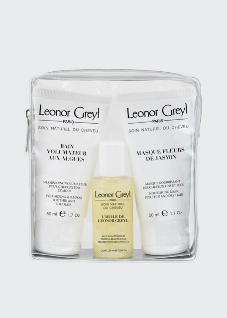 Leonor Greyl Luxury Travel Kit for Volume