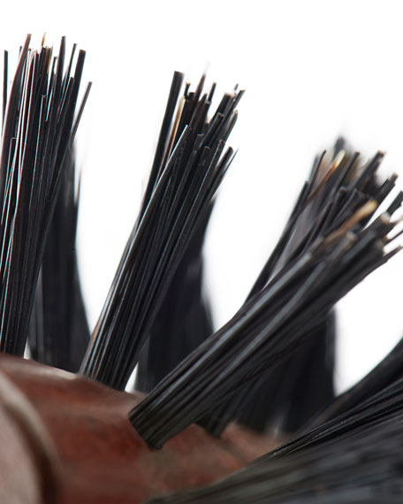 Pure Natural Bristle Smoothing Brush, Plus