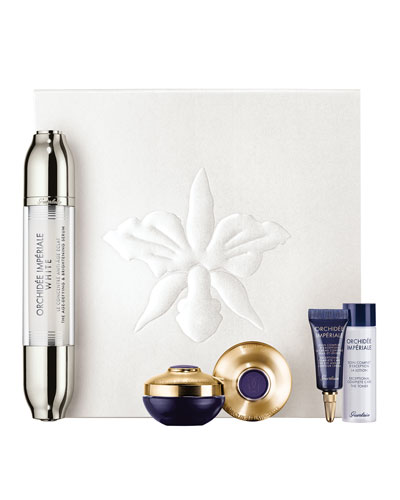 Orchidee Imperiale Brightening Set