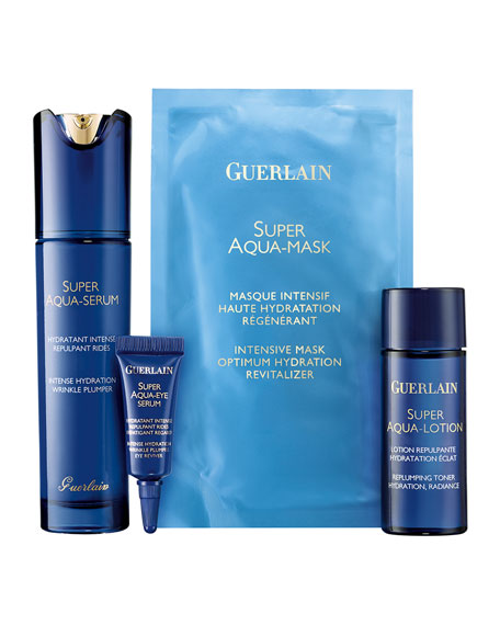 Guerlain Super Aqua 2018 Serum Set