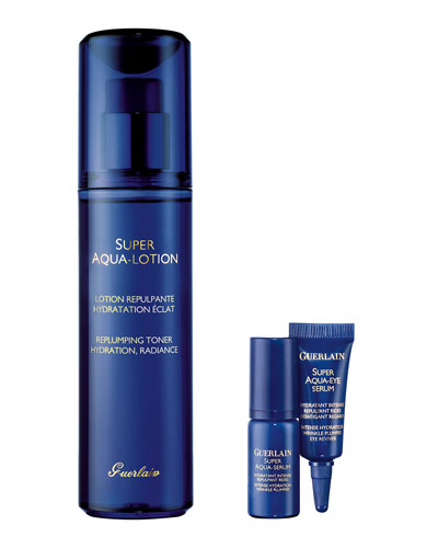 Super Aqua 2018 Lotion Set