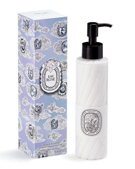 Rose Hand and Body Lotion, 6.8 oz./ 200 mL
