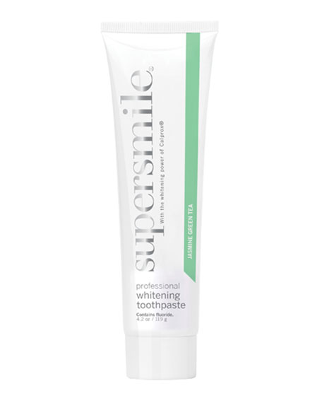 Professional Whitening Toothpaste in Jasmine Green Tea, 4.2 oz./ 125 mL