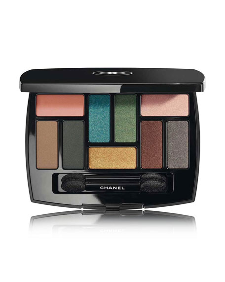 CHANEL LES 9 OMBRES MULTI-EFFECTS EYESHADOW PALETTE MULTI-EFFECTS