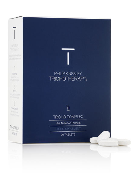 TRICHO COMPLEX Vitamin & Mineral Hair Supplement (90 Capsules)