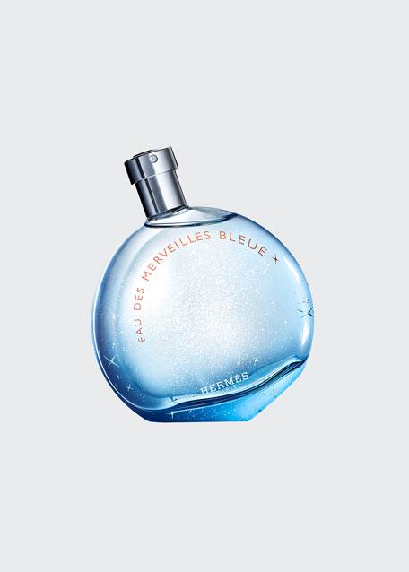 Hermes Eau des Merveilles Bleue Eau de Toilette,