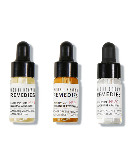 Limited Edition Remedies Brightening Rescue Kit