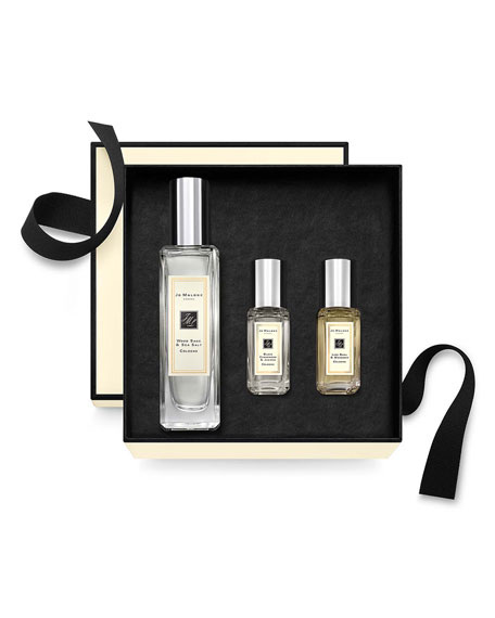 Wood Sage & Sea Salt Fragrance Combining™ Trio