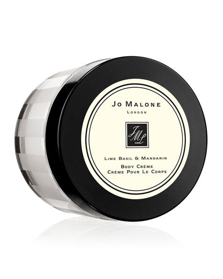 Lime Basil & Mandarin Body Crème, 1.7 oz./ 50 mL