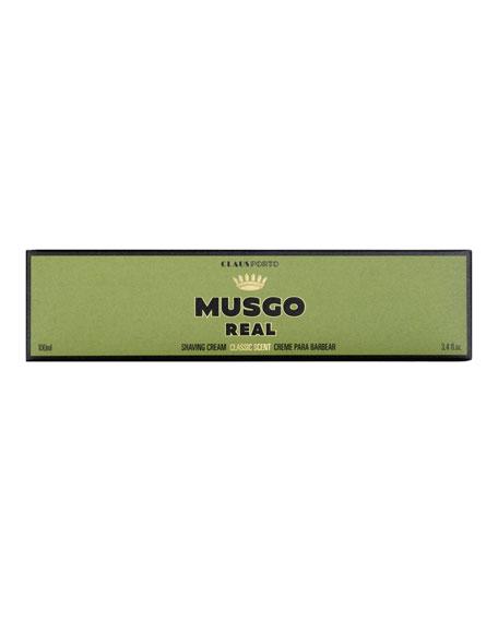 Classic Scent Shaving Cream, 3.4 oz./ 100 mL