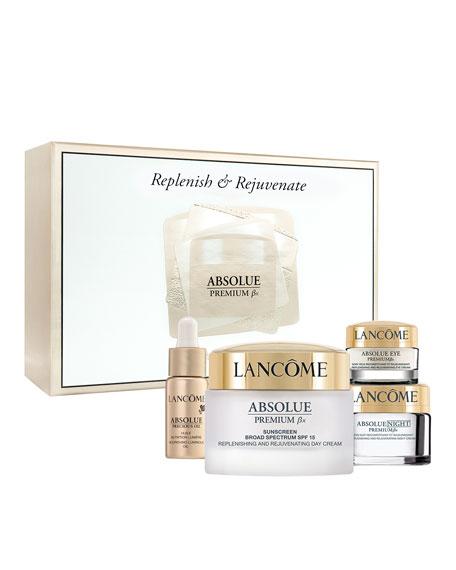The Absolue Set to Replenish & Rejuvenate