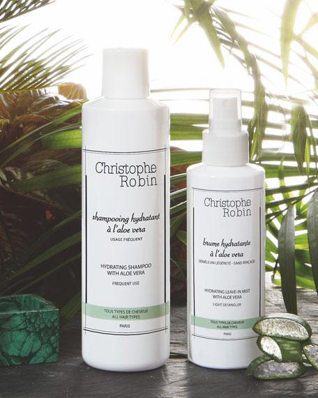 Hydrating Shampoo with Aloe Vera, 8.4 oz./ 250 mL