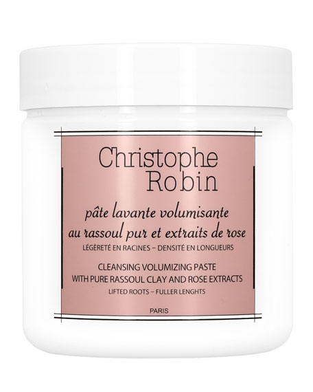 Cleansing and Volumizing Paste with Rhassoul and Rose Extracts, 8.4 oz./ 250 mL