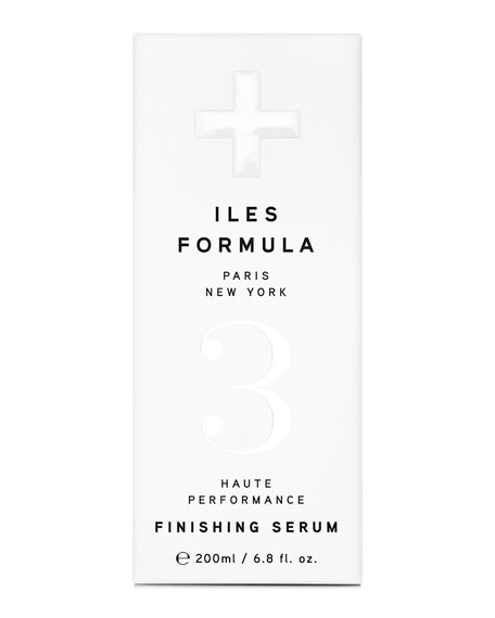 Iles Formula Finishing Serum, 6.8 oz./ 200 mL