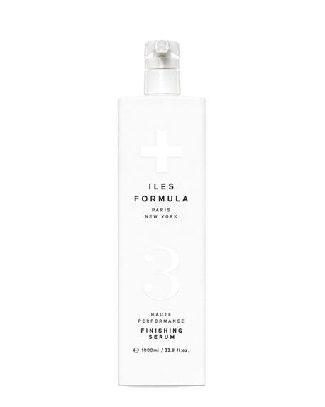 Iles Formula Finishing Serum, 34 oz./ 1 L