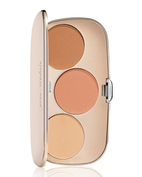 Jane Iredale GreatShape Contour Kit, Warm
