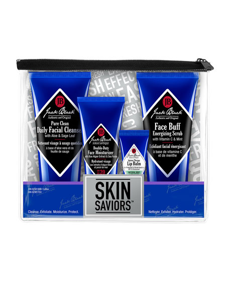 Jack Black Skin Saviors Set ($57 Value)