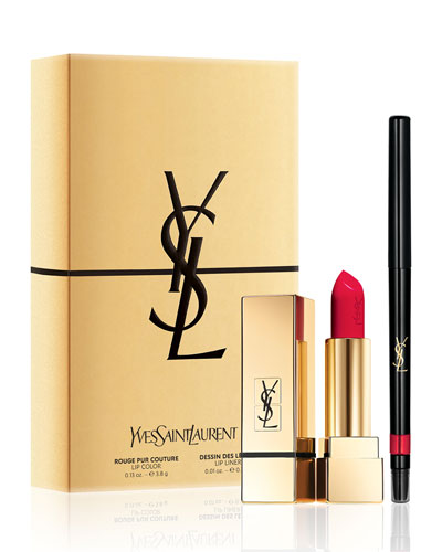 Limited Edition Red Lip Kit (A $67 Value)