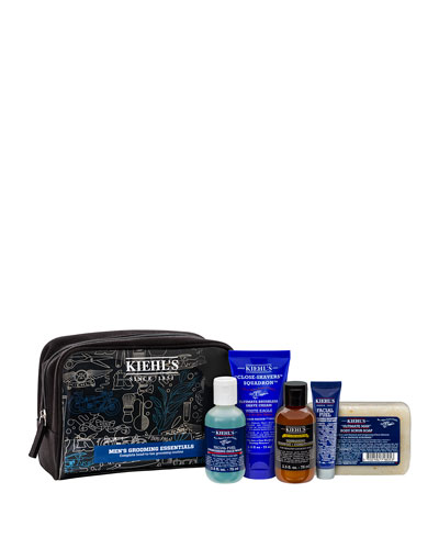 Men's Grooming Essentials